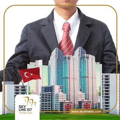 إدارة العقارات في تركيا